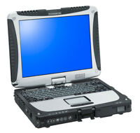 PANASONIC TOUGHBOOK CF-19, TOUCH screen, C2D, 4GB, 250GB, GRADE A