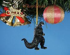 CHRISTBAUMSCHMUCK Xmas Haus Deko Tokusatsu Heros Godzilla King Monster *K1107
