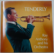Ray Anthony & His Orchestra - Tenderly CD [US Import] LIKE NEW