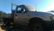 WRECKING ONLY TF RODEO SINGLE CAB TRAY BACK