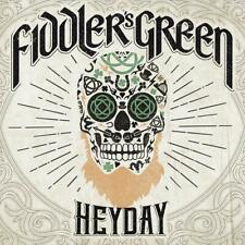 FIDDLER'S GREEN - HEYDAY (DELUXE EDITION) BONUS SONGS 2 CD NEW!