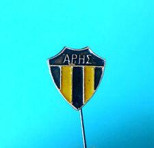 ARIS FC Thessaloniki - Greece football soccer club old rare pin badge
