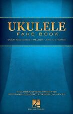 Ukulele Fake Book Sheet Music Ukulele Book NEW 000102101