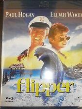 FLIPPER FILM IN BLU-RAY NUOVO DA NEGOZIO ANCORA INCELLOFANATO PREZZO AFFARE!!!