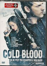"DVD ""Cold Blood""  Eric Bana  NEUF SOUS BLISTER"