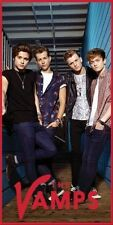 The Vamps Beach Printed Towel Brand New Gift