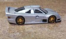 Mercedes Benz CLK-GTR Diecast 1:26 Maisto Doors