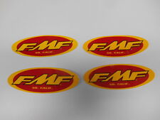 NEW FMF STICKER GRAPHICS DECALS LOGO MOTOCROSS OFFROAD DIRTBIKE FMX WINDOW MX SX