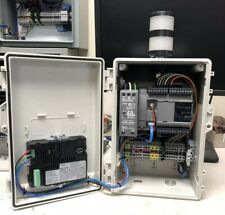 Oil Field Pumping Unit Pump On Controller With Light Indication IDEC PLC And HMI