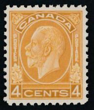 Canada 198 Mint NH F-VF 4c ochre