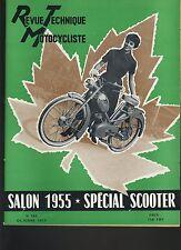 (12B)REVUE TECHNIQUE MOTOCYCLISME P.P ROUSSEY / MOTOBECANE/ SCOOTERROT
