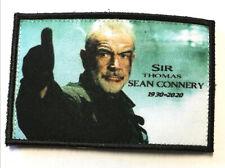 Sean Connery The Rock Patch Morale Militaire Tactique Armée Drapeau 7,6cm x 5cm