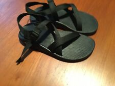 Chaco Z1 Womens Size 10 w Classic Hiking Sport Sandals Brown and black