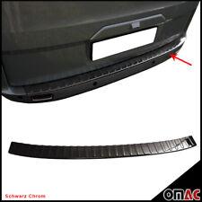 Ladekantenschutz für Ford Transit Tourneo Custom 2014-2020 Dark Edelstahl