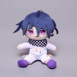 Anime Danganronpa V3 Dangan Ronpa Oma Kokichi Plush Toy Stuffed Doll Keychain