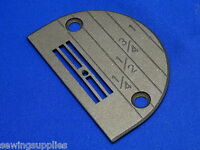 INDUSTRIAL SEWING MACHINE NEEDLE PLATE ANTI STATIC E20 FITS BROTHER, JUKI +