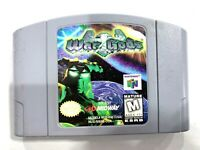 War Gods NINTENDO 64 N64 Tested + Working & Authentic!