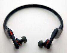 Motorola S11 Wireless Bluetooth All-Black Stereo Headphones Headset No Strap