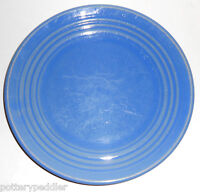 """Bauer Pottery Ring Ware Delph 9-3/8"""" Plate BUY-IT-NOW"""