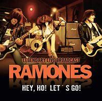 RAMONES - HEY HO LETS GO  CD NEU
