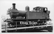 Railway Photograph GWR 14xx Class 0-4-2T Steam Loco No.1450 Unknown Location