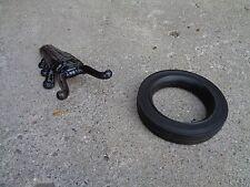 Vintage Nos Wagon/Other Hard Rubber Tire Check Pics & Description 4 Details Good