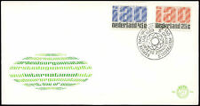 Netherlands 1969 Labour Organisation FDC First Day Cover #C27364
