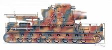 CMK 1/35 Morser Karl Gerat 040/041 (Early Chassis) German SP Mortar WWII RA001