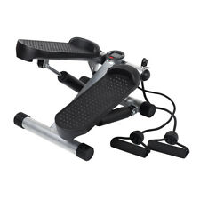 Exercise Stepper With Resistance Bands Home Trainer for Strong Body Slim Leg Arm