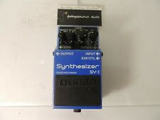 Boss SY-1 Synthesizer Synth Effects Pedal Free USA Shipping