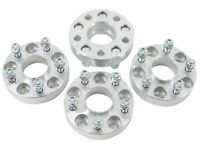 Aluminium Wheel Spacers for Land Rover Defender 90 110 30MM Width Set Of Four