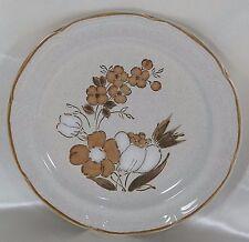 Hearthside Baroque Dinner Plate  Stoneware AUTUMN FAIR Cream W/Brown Specks