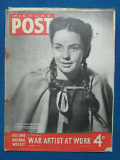Picture Post Magazine - 2nd October 1943