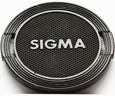 Sigma Front Lens Cap 52mm 52 mm Snap-On Genuine Made in Japan