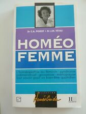 Homeo Femme - Charles-andre Pigeot