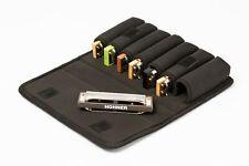 Hohner Flexcase M Medium Harmonica Case Gig Bag