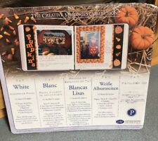 """New Creative Memories 7""""x7"""" White Scrapbook Pages"""