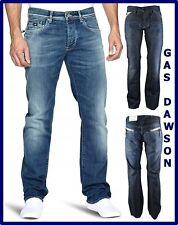 jeans gas da uomo dawson denim svasati a gamba dritta dritti regular fit w30 w31