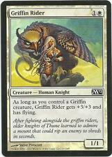 1x Foil - Griffin Rider - Magic the Gathering MTG Magic M12 2012