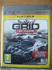 Racedriver Grid Reloaded-Con Folleto-PS3
