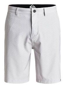 "Quiksilver Subtle 20"" Amphibian Boardshorts Swimwear Walkshorts Sz 32"