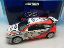 ACTION MODELS FORD FOCUS WRC 1999 McRAE GRIST #7 1/18