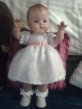 Belle ancienne VINTAGE articulée composition Pedigree toddler doll - 20 in (environ 50.80 cm)