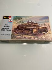 Revell ESCI 1:72 Italienisches Sturmgeschütz M40 75/18  H-2331 PANZER