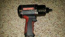"Craftsman 1/2"" Impact Wrench."