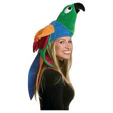 Rasta IMPASTA 45yw 40 Gallon Hat Yellow.  22.95 New. Unisex Adult Funny  Colorful Deluxe Amazon Parrot Bird Hat Costume Accessory 1f72a84f201b