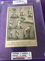 1911 Reach Vintage T-206 ERA Slabbed/Graded Mint 9 Harry Hooper HOF
