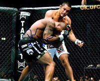 Dan Henderson Autographed Signed 8x10 Photo ( UFC WWE ) REPRINT