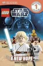 NEW - DK Readers L1: LEGO Star Wars: A New Hope by Grange, Emma