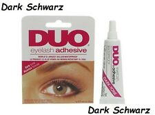 1 Set DUO Wimpernkleber eyelash adhesive Schwarz Black Eyelash Glue #002